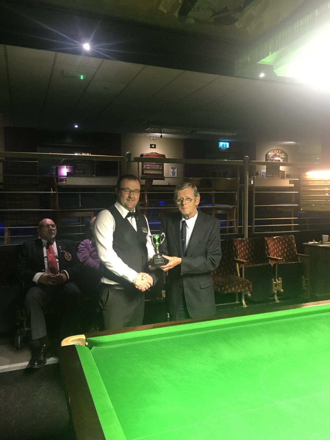 Northern Snooker Centre Open