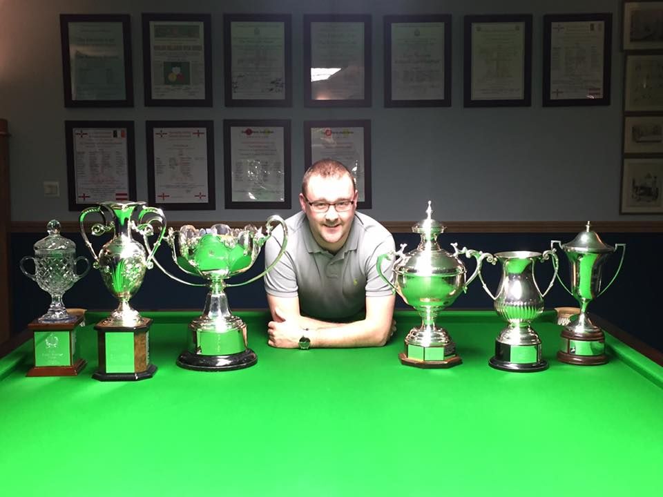 Rob Hall Trophies